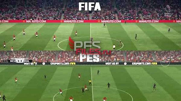 PES 2017 FROST Pitch V2 AIO