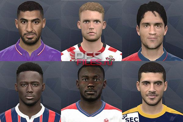 Pes 2017 Face Collection