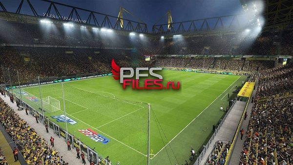 PES 2017 Stadiums Server and Turfs server made