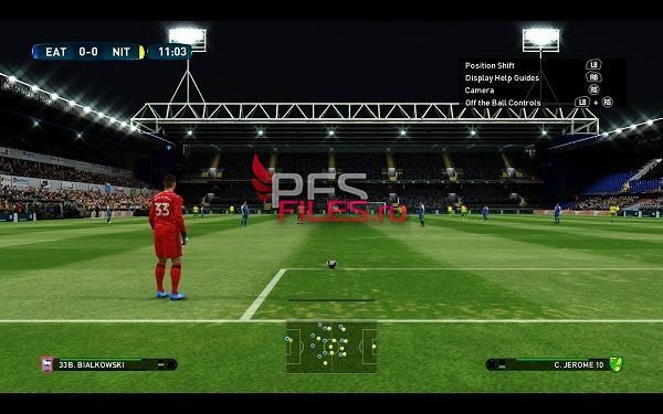 PES 2017 Portman Road Stadium by sultanu27