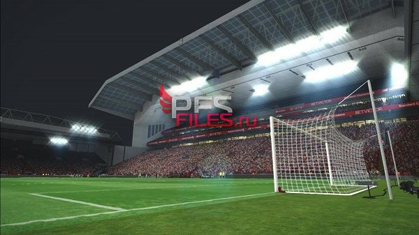 PES 2017 Update New Lighting Estadio Anfield
