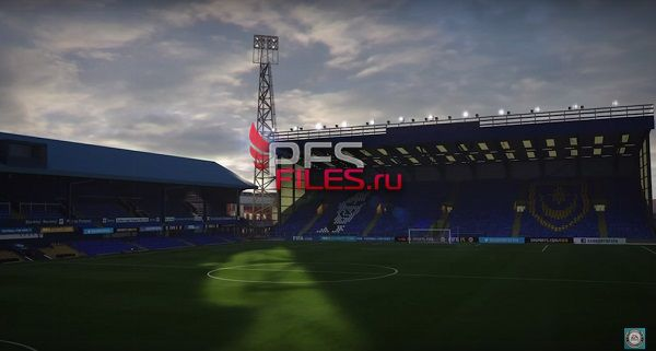 PES 2017 Fratton Park Stadium by Orsest