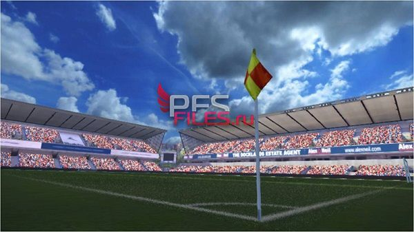 PES 2017 The Den Stadium by The Muslim