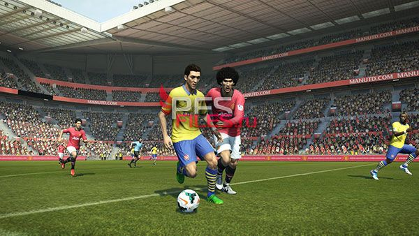 PES 2013 PESEdit Patch 6.0 Update Season 2017-2018
