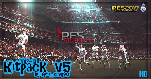 PES 2017 Kitpack 2017-2018 HD V5 AIO by Geo_Craig90
