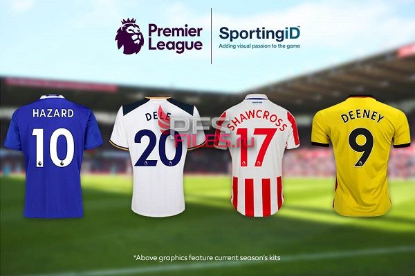 PES 2017 EPL Kits Full New Season by GE-Evolution