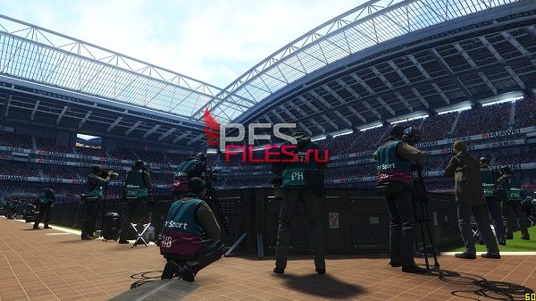 PES 2018 Graphic Mods V1 for Stadiums by DrDoooMuk