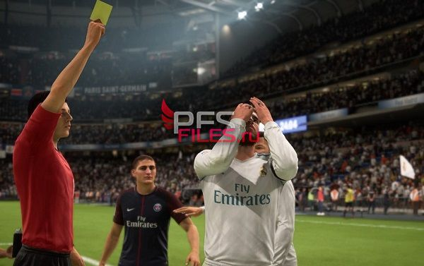PES 2018 Option File For PC Update 30.09.2017