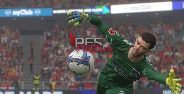 PES 2018 Update2 Reddit Patch AIO by eulinho