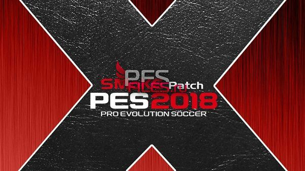 PES 2018 Smoke Patch X