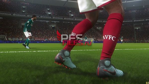 PES 2018 BootPack Replacer Final by DrDoooMuk