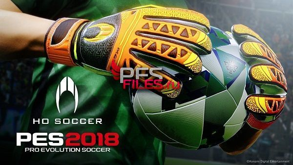 Live Update For PES 2018 от 02.11.2017
