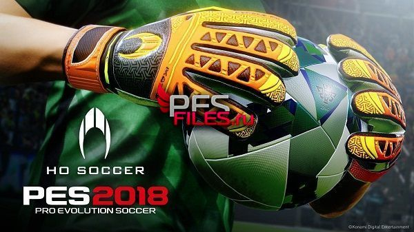 Live Update For PES 2018 от 09.11.2017