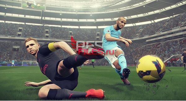 PES 2018 ADD ON v.6 For PC 2.0 AIO by kilay