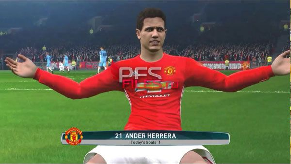 Goal Song PES 2018 Patch