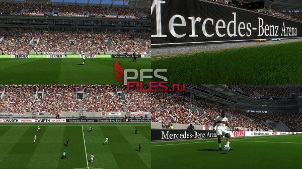 PES 2018 New Update for Adboard Pack AIO