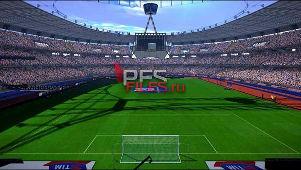 PES2017 Stadio Delle Alpi converted from FIFA