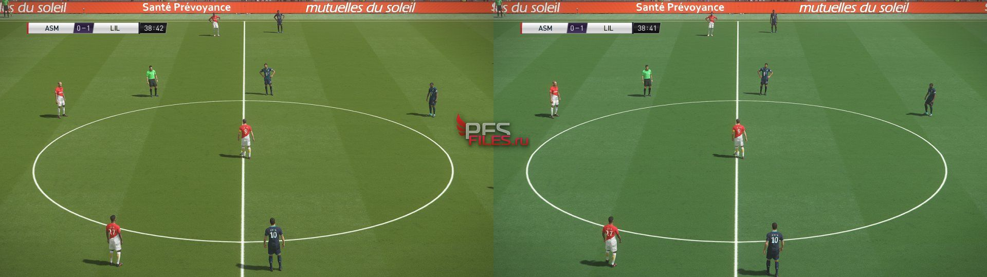 Pes 2018 Color correction v2