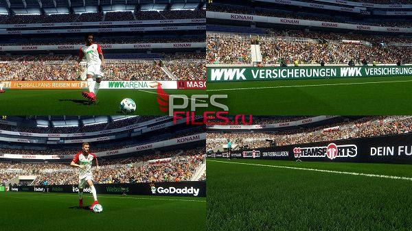 PES 2018 Update Adboards for All Patchs