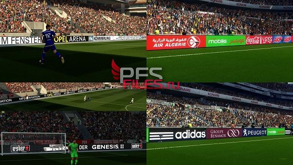PES 2018 Adboard Config Update For PC 3.0 AIO by kilay