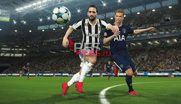 PES 2018 ADD ON v.17.5 For PC 3.0 AIO by kilay