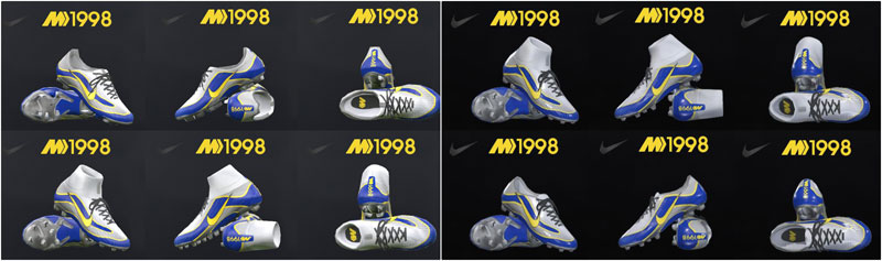 f5f5c16b65e6 PES 2018 and 2017 Mercurial Superfly Heritage iD '98 Boots, патчи и моды