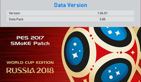 PES 2017 Smoke Patch Update 9 8 4 Fixed Edit File, патчи и моды