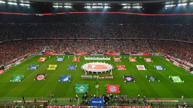 Бундеслига в пес 2019