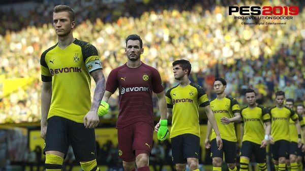 PES 2019 OF Including Bundesliga PC by ICritMyPants, патчи и