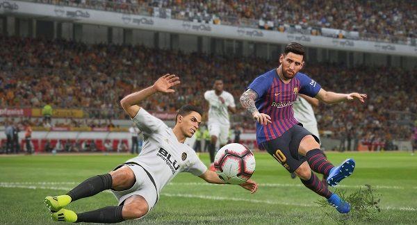 PES 2019 PC Option File Including Bundesliga 4 0, патчи и моды