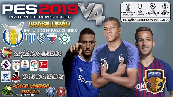 Pes 2019 classic legends option file ps4 | PES 2019 PS4 Option File