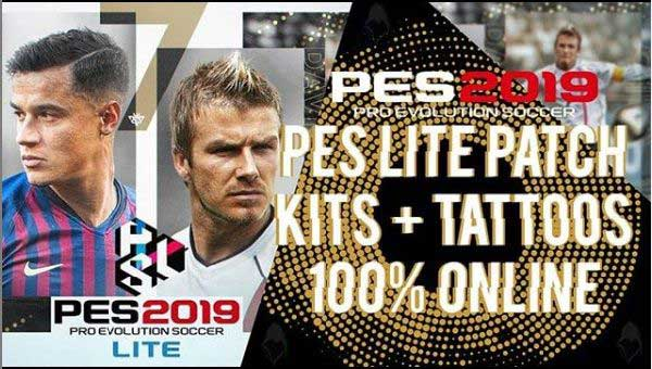 PES 2019 Lite Patch v 3 by Rendo, патчи и моды