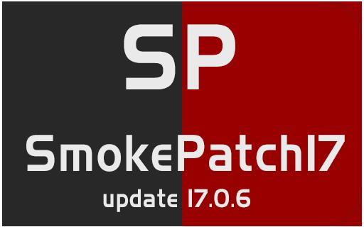 smoke patch  option file 17.0.6 9 ივნისის ტრანსფერებით