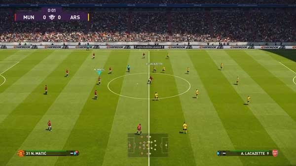 PES 2020 Demo No Shadows Mod (Day/Fine Conditions), патчи и моды