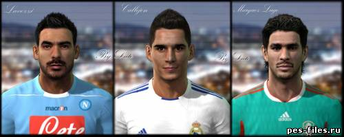 Pes 2011 Facepack by Dato