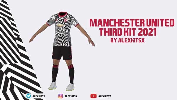 Pes 2020 Manchester United Third Kit 2020 2021 Patchi I Mody