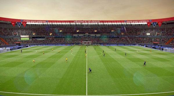 PES 2019 New Parc des Princes Stadium by Arthur Torres ...