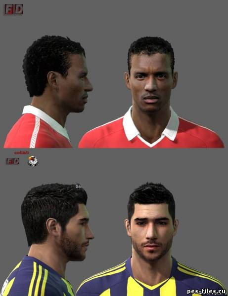 Pes 2011 Facepack vol.10
