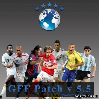 GFF Patch v 5.5 Update