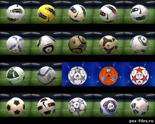 Balls pack + HD preview
