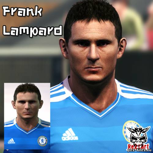 Pes 2011 Lampard Face
