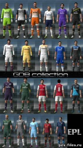 GDB Collection EPL 2011-2012