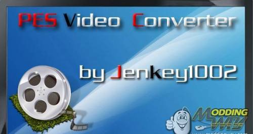 PES VIDEO & AUDIO CONVERTER V1.22