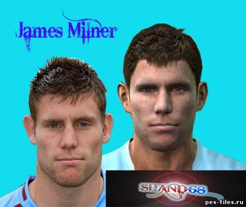 Pes 2011 James Milner Face