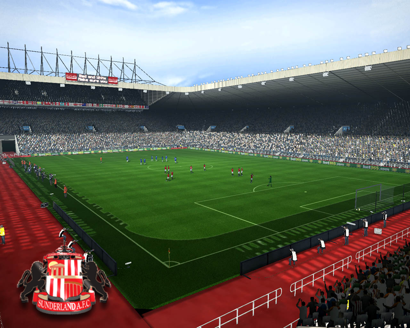 Pes 2012 Stadium of Light by Superwagon