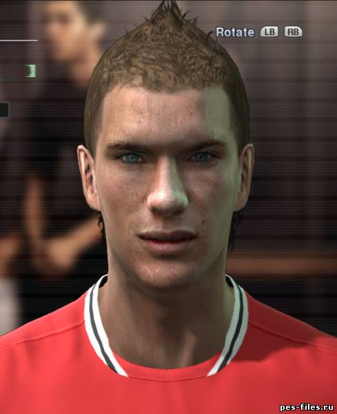 Pes 2011 Tom Cleverley face