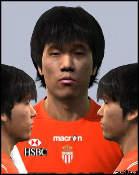 Pes 2011 Park Cho Young Face