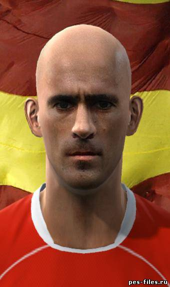 Pes 2011 Jose Nunes Face