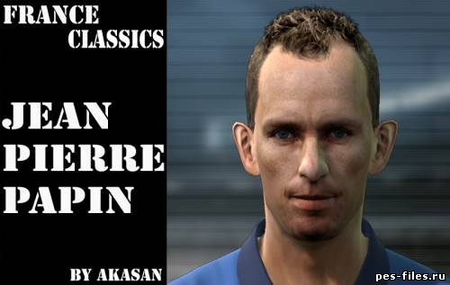 Jean-Pierre Papin Face