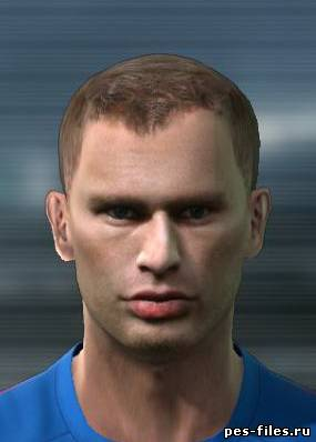 Pes 2011 Berezutsky Vasily face